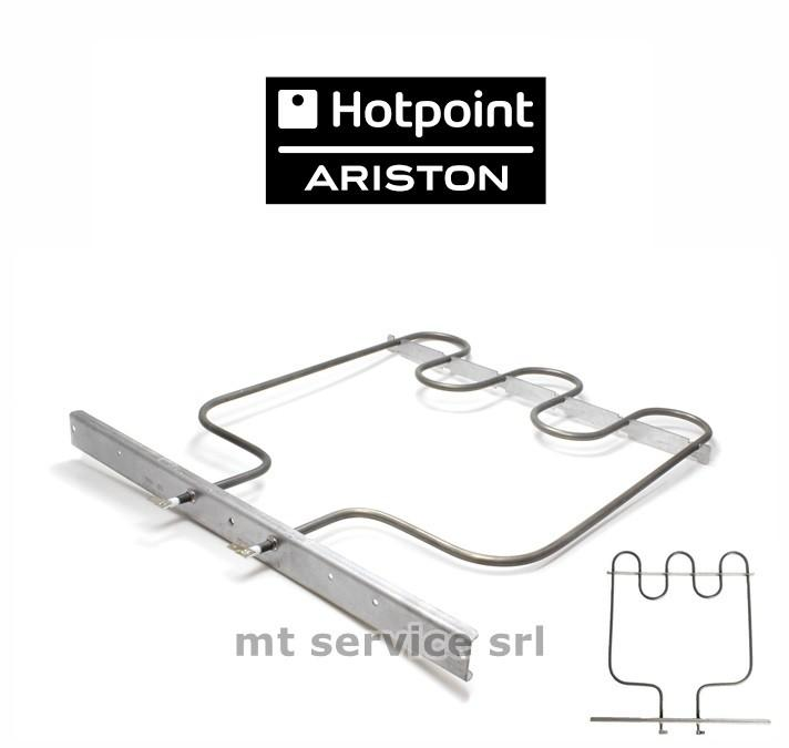 RESISTENZA INFERIORE FORNO ARISTON INDESIT 1000W 220V C00016435