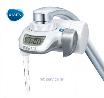 SISTEMA FILTRANTE ON TAP BRITA - FILTRO PER RUBINETTO vedi video su https://www.youtube.com/watch?v=RZ3Mmn6eUtw